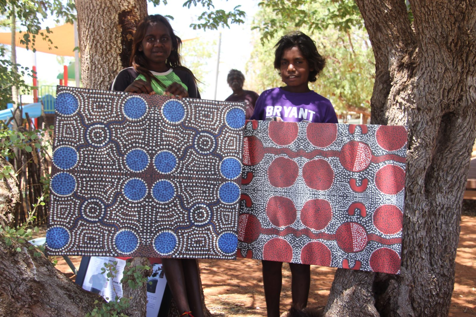 Remote Community Art Competition Highlights Young Talent